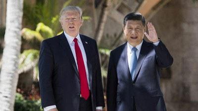 习近平在川普(特朗普)当选总统后首次访美