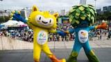 里约奥运吉祥物。(大纪元)