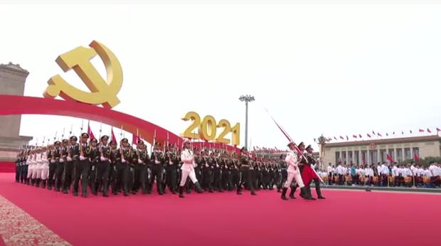 评论 | 陈光诚:美国独立日与中共党国庆典