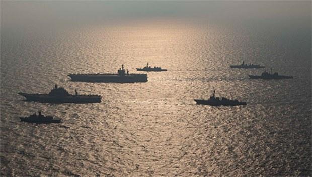 评论 | 程晓农:从东海到印度洋,中美加紧攻防