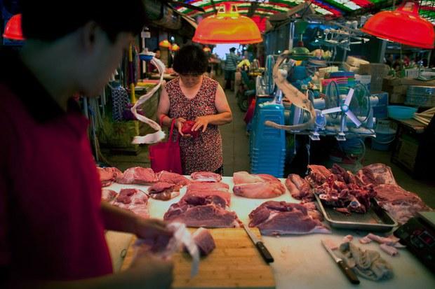 评论   程晓农:吃肉的烦恼