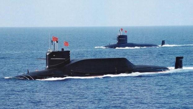 中國潛艇。(Public Domain)