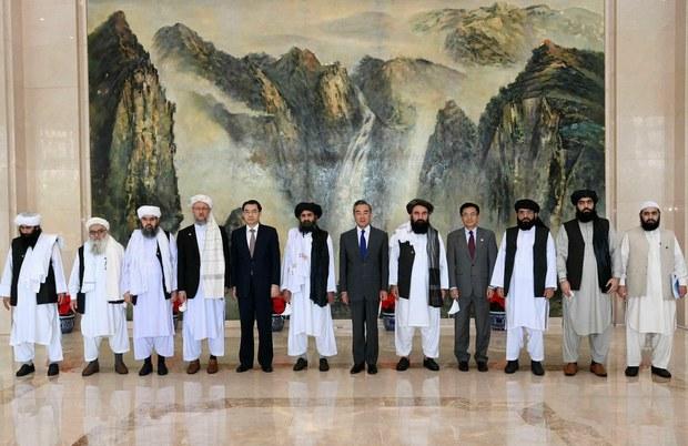 评论   陈破空:阿富汗局势的中共叙事:反美,并为塔利班洗地