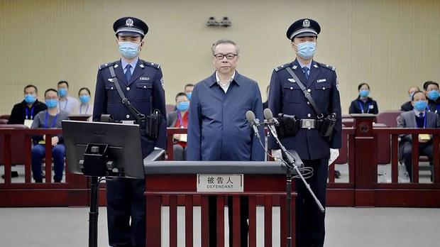 评论   傅申奇:习当局的反腐败