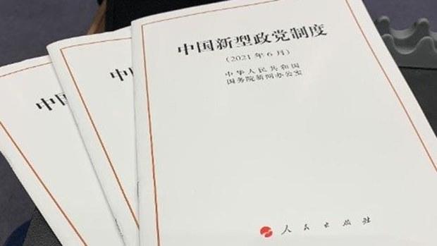 评论   傅申奇:评中国新型政党制度白皮书(二)
