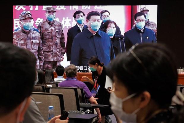 """评论   何清涟:新冠疫情为中国造成的""""时与势"""""""