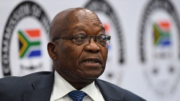 南非前总统祖马