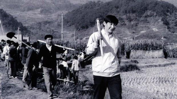 """习近平曾在陕西梁家河""""上山下乡"""",度过7年知青插队岁月。(Public Domain)"""