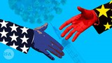 2月22日,美國新冠病毒死亡人數突破50萬。中國官方媒體稱,這證明美式人權的破產。