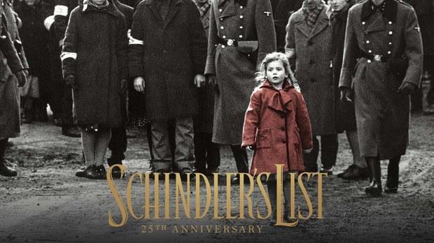 《辛德勒的名单》剧照。