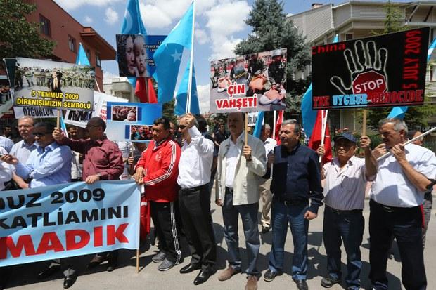 聚焦维吾尔 | 伊利夏提:乌鲁木齐7·5十二周年祭 — 普通话主页