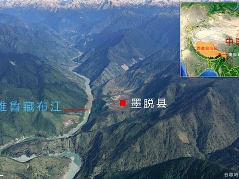 中国将在雅鲁藏布江建大坝 下游国家很担忧