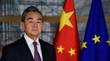 中国国务委员兼外长王毅。(美联社图片)