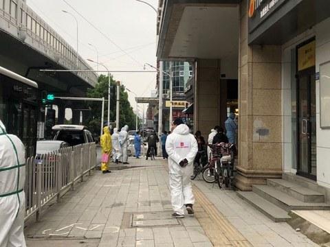 1月23日,就是新冠病毒疫情在中国爆发后武汉封城的一周年。
