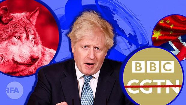 评论 | 王丹:英国能否带领西方对抗中共?