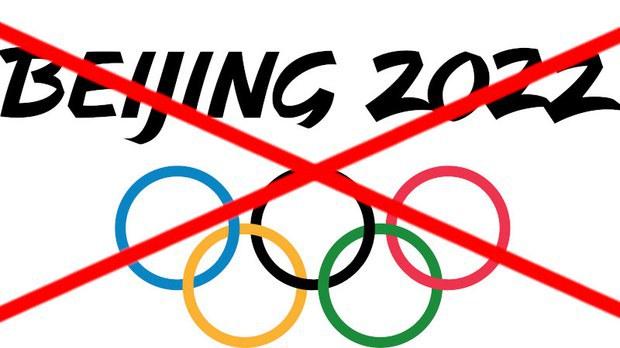 全球180个人权组织联合呼吁各国:抵制2022年北京冬奥。(change.org)