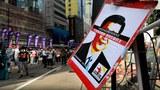 资料图片: 2018 年 7 月 1 日,香港七一大游行。