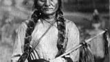 19世纪被白人军官杀害的印第安酋长坐牛。