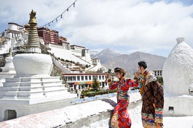 tibet-wedding