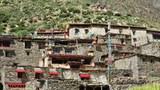 Limi山谷的村莊。