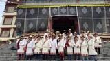 Limi地區的年輕藏人。
