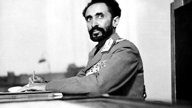 统治埃塞俄比亚长达四十五年的皇帝海尔·塞拉西。(Public Domain)