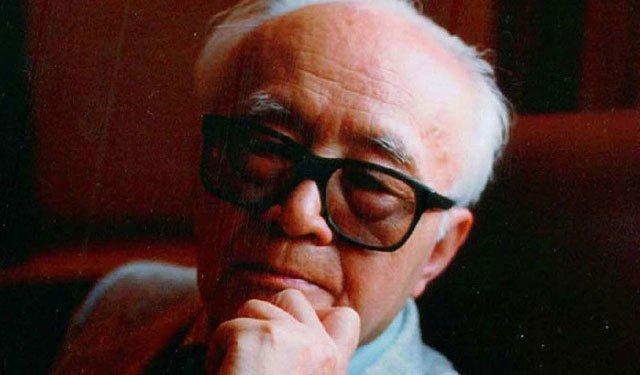 历史学家黄仁宇。(Public Domain)
