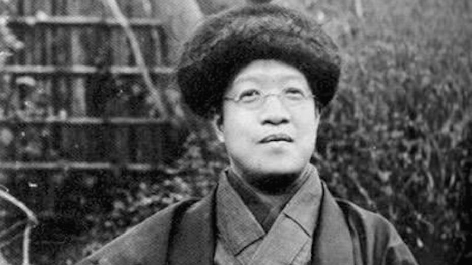 给「中华民国」起名的章太炎。(Public Domain)