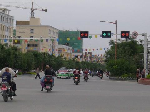 新疆叶城。