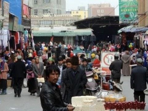 回忆新疆旅行见闻