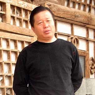 图片:维权律师高智晟(高智晟提供)