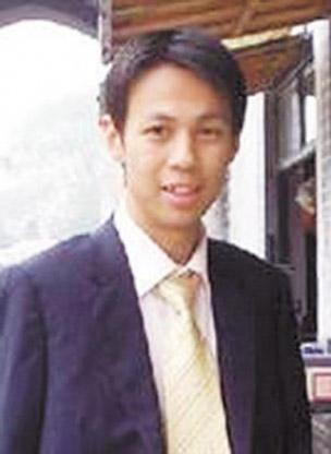 图片:一度因揭黑被通缉的记者仇子明(网络/丁小)