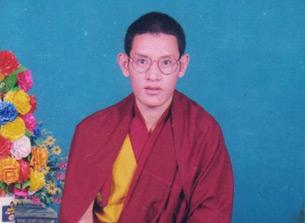 图片: 于近期获刑两年的赛康寺僧人索南西热。 (受访人提供/记者丹珍)