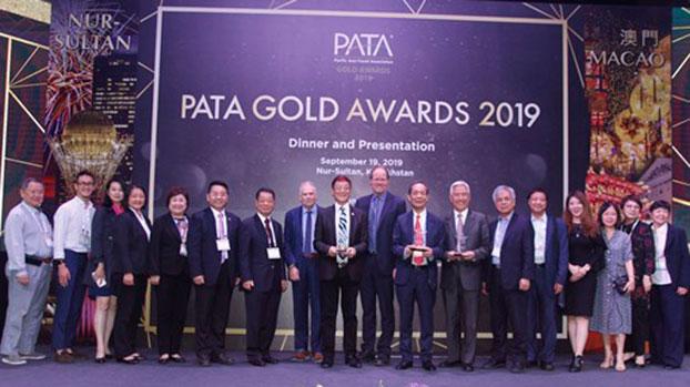 2019亚太旅行协会交易会(PATA Travel Mart 2019)暨理事会在哈萨克。( PATA中华台北分会官网)