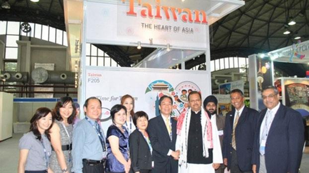 2011亚太旅行协会(PATA)交易会在新德里。( PATA中华台北分会官网)