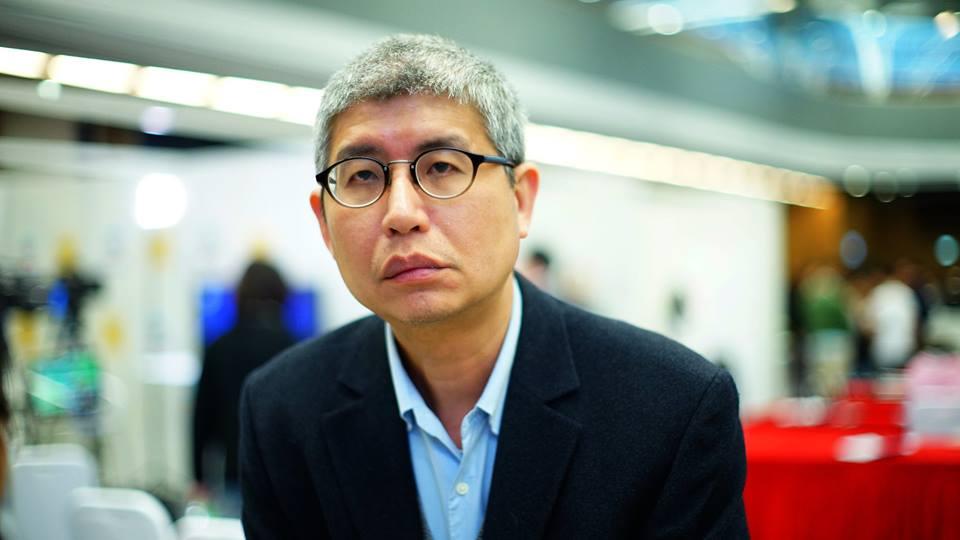 """中大政治与行政学系副教授马岳,担心公务员体系将出现""""寒蝉效应""""。(脸书图片)"""
