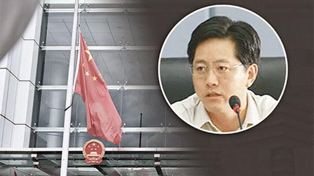 2016年12月,李江舟担任公安部驻香港中联办警务联络部部长,负责联系指导港警工作。(网络图片)