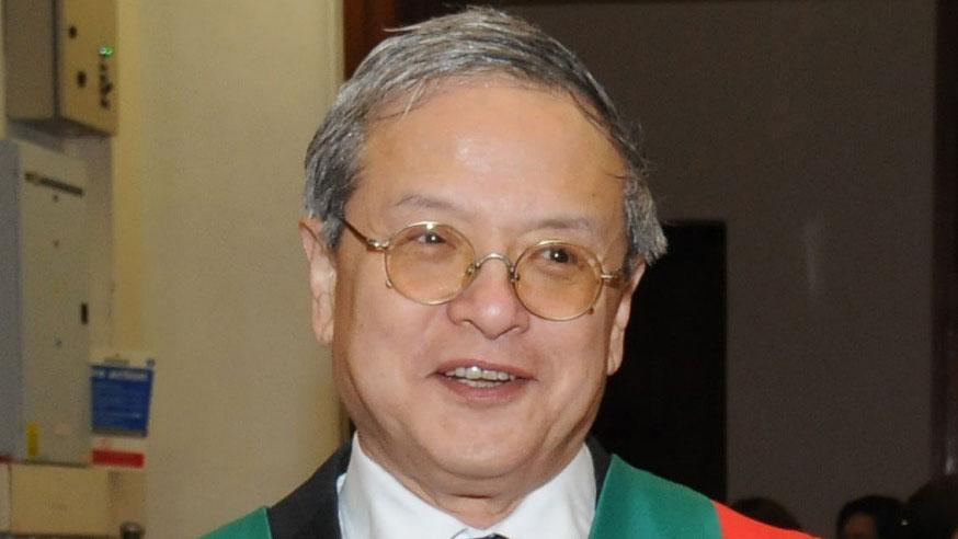"""有""""香港第一健笔""""之称、香港信报创办人之一的林行止在其专栏文章宣布搁笔。(资料图片)"""