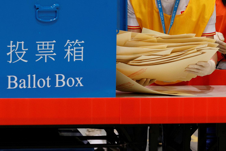 香港民主党面临生死抉择   元老李华明:不参选不如解散