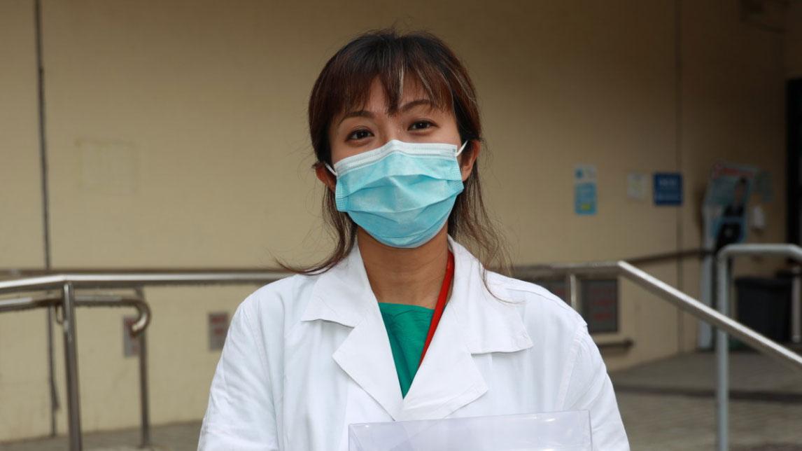香港公共医疗医生协会会长马仲仪(脸书图片)