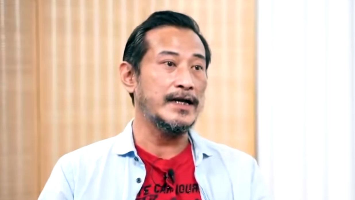 香港网台节目主持人曾建峰(视频截图)