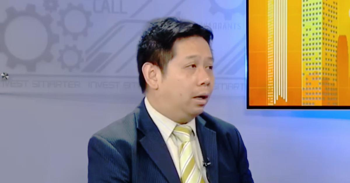 香港經濟學家羅家聰(視頻截圖)