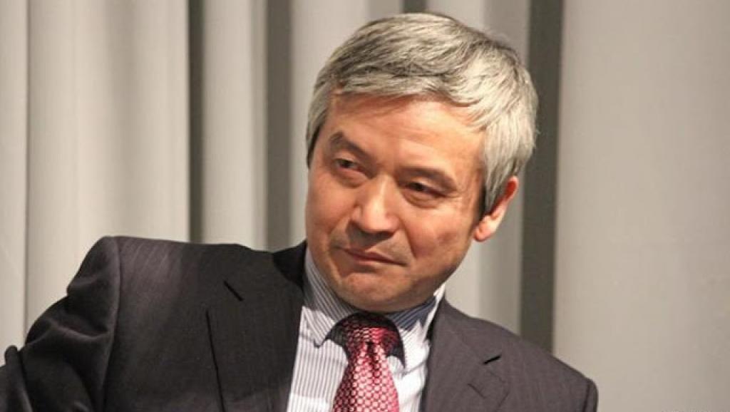 北京大学法学教授贺卫方 (推特图片)