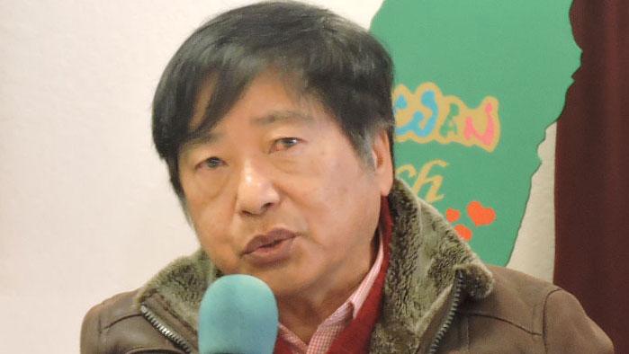 台湾侨务委员李文雄(资料图/RFA)