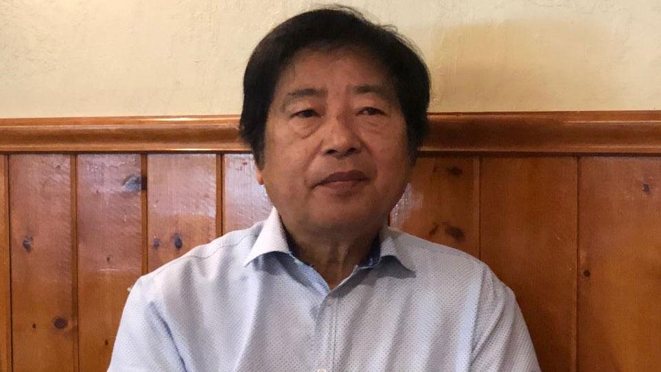 台湾侨务委员李文雄(CK摄)
