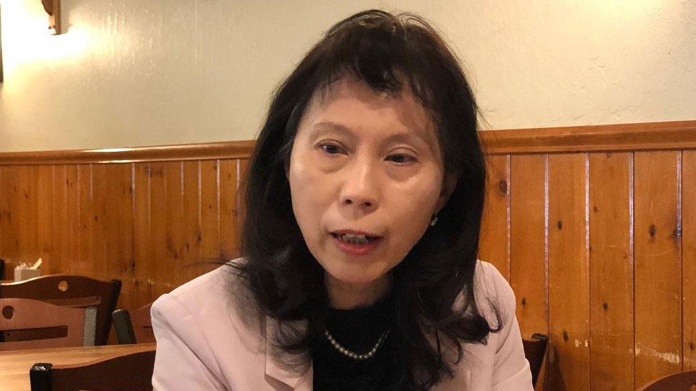 台湾侨务委员李汉文(CK摄)
