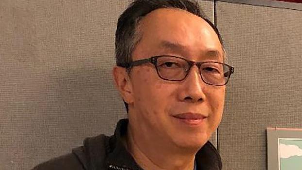 美国香港联会副会长张志强(CK摄)