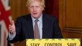 """英國首相約翰遜(Boris Johnson)3日表示,如果中國一意孤行實施違反""""中英聯合聲明""""規定的港版國安法,英國將不會棄香港人民於不顧。(路透社)"""