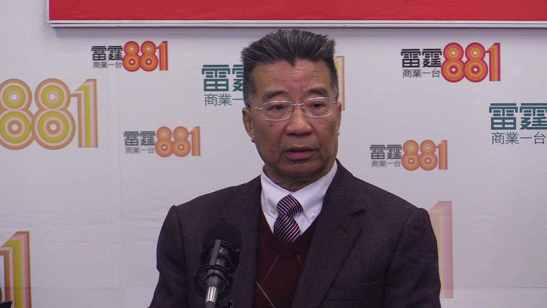 前政协委员刘梦熊(RFA资料照)