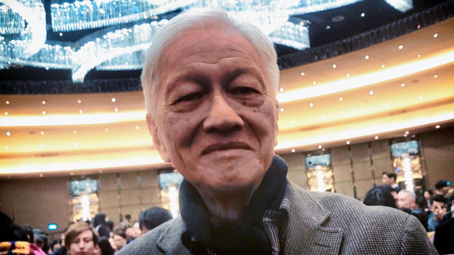 香港资深媒体人李怡。(维基百科)